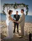 Carefree Beach Wedding Package